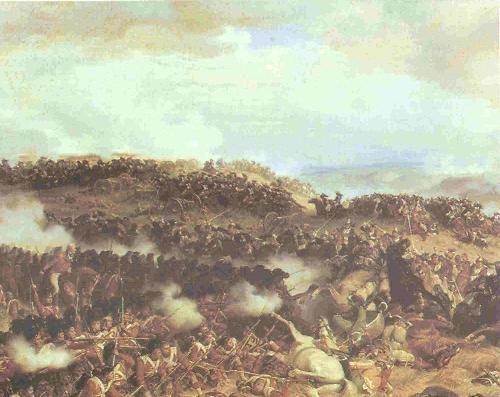 Principales défaites de Napoléon